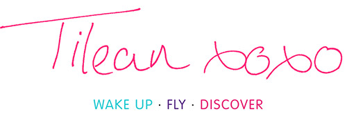 Tilean - Wake Up - Fly - Discover